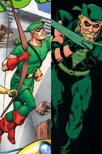 greenarrow makeover