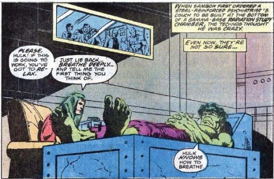 Doc Samson therapy