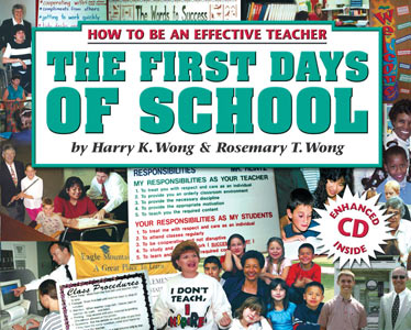 the_first_days_of_school book