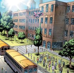 250px-Midtown_High_School_from_Spider-Man_Season_One_Vol_1_1