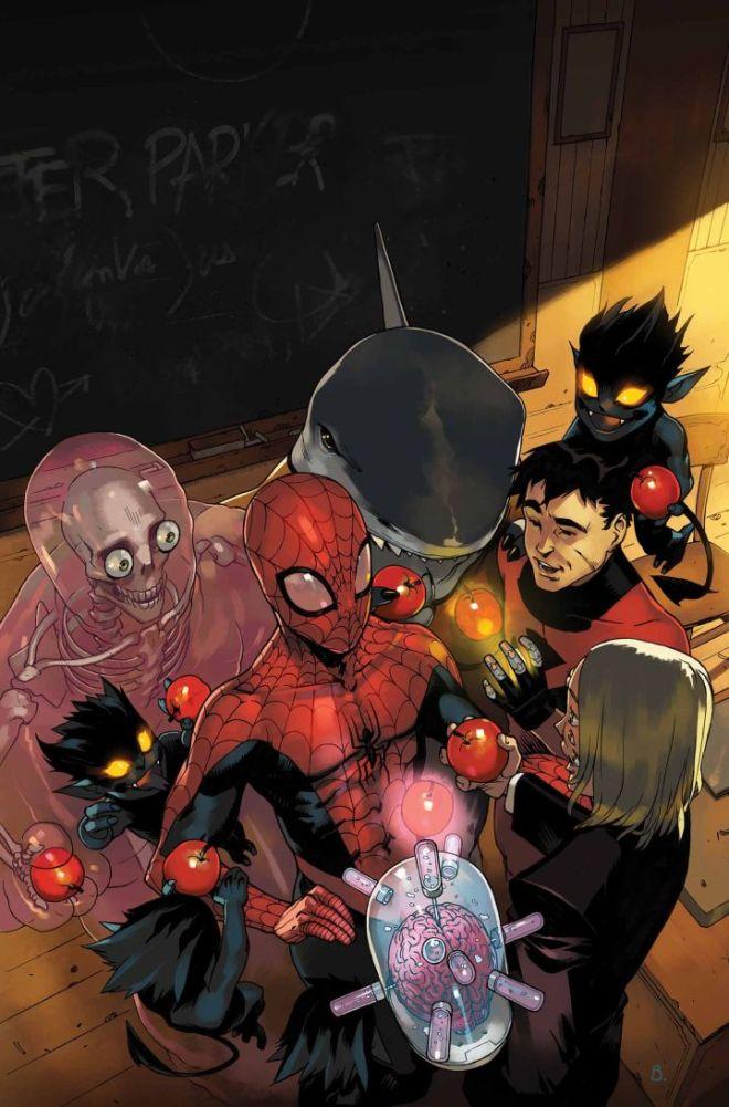 Spider-Man__The_X-Men_Bengal_Variant-720x1093