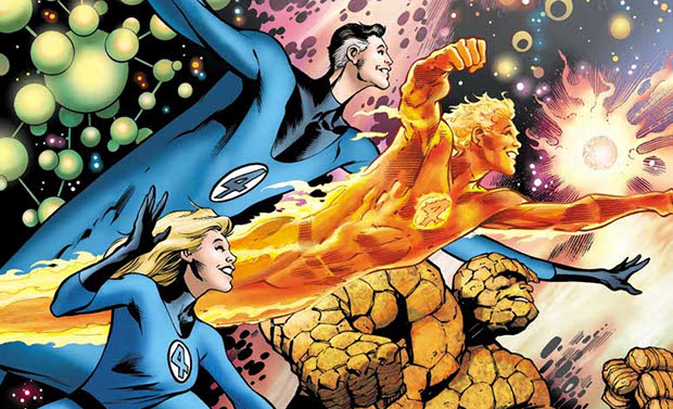 fantastic-four cosmic