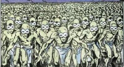 moloids crowd