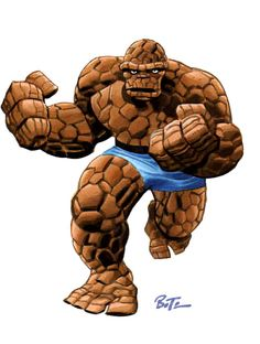 thing bruce timm small