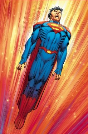 superman new costume