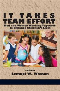 it takes team effort book