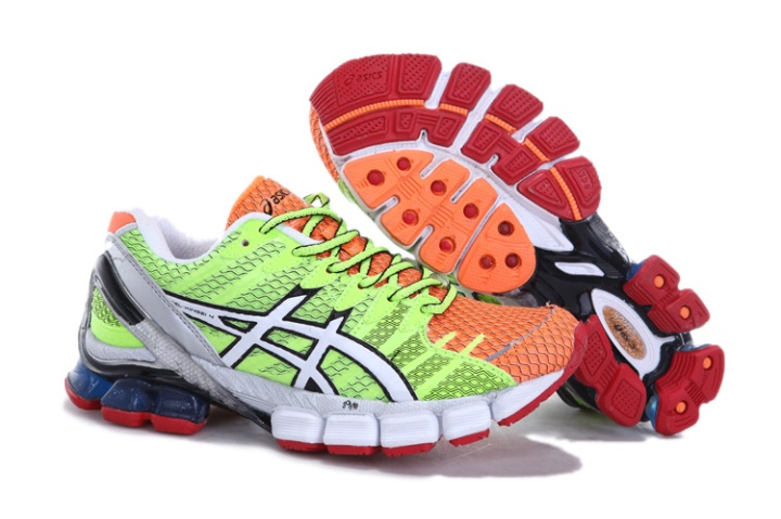 Asics-Gel-Virage-4-Green-orange-White-Grey-Black-Silver-Red-Blue-Fluorescent-JYLRM