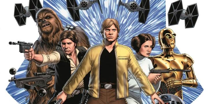 SW Comic Book 1