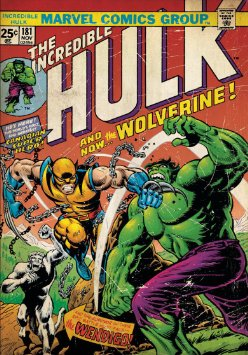 hulk wolverine first meet