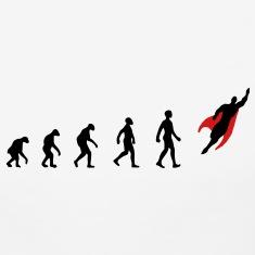 superhero evolution