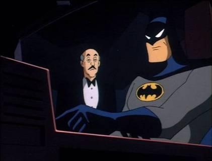 alfred batman tas