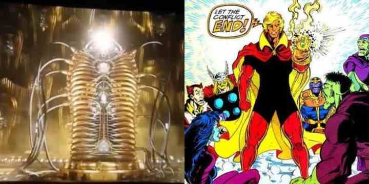 adam warlock preview