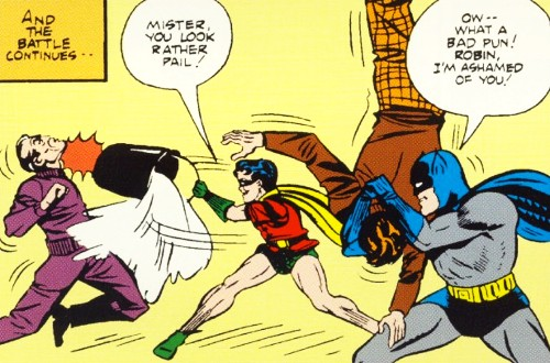 batman robin bad joke